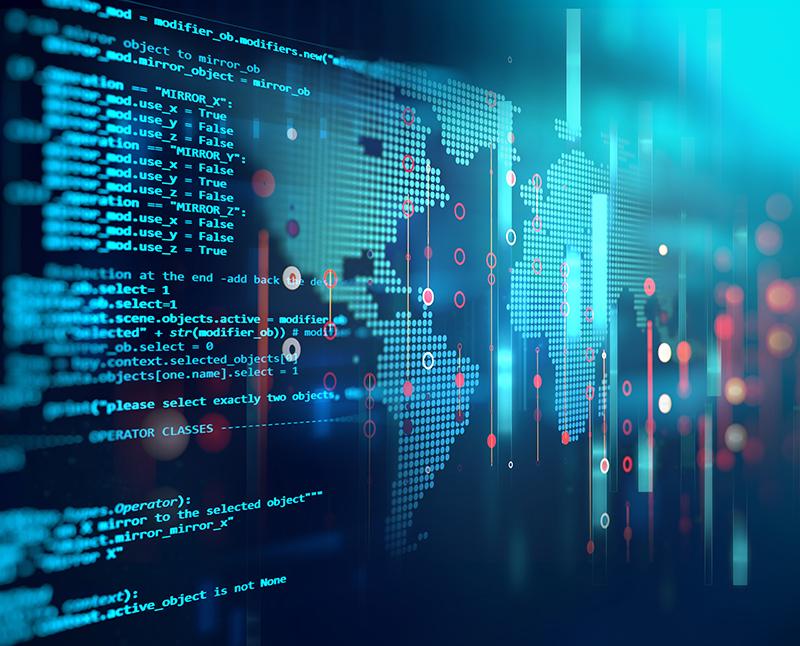 企業資料保護 資訊科技 數位通國際